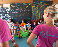 new and exclusive belambra events original sports challenges impro matchesetc