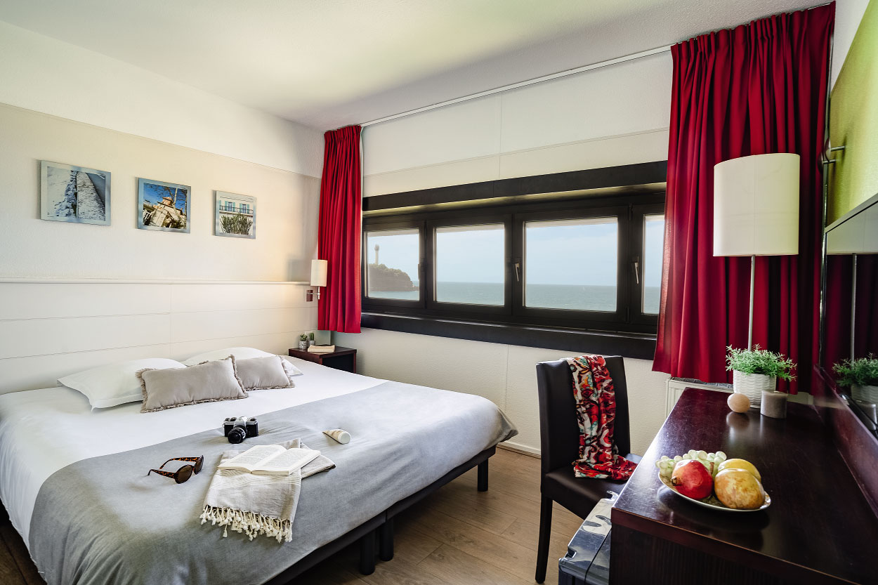 Room with sea view