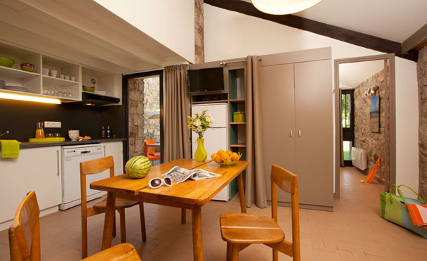 Comfort, designer accommodation